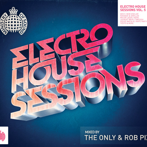 Ministry of Sound Electro House Sessions 2012 *TEASER* CD2 mixed by Rob Pix- OUT 6th April 2012