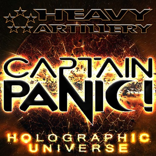 Captain Panic! - Phantom Reality [Holographic Universe EP]