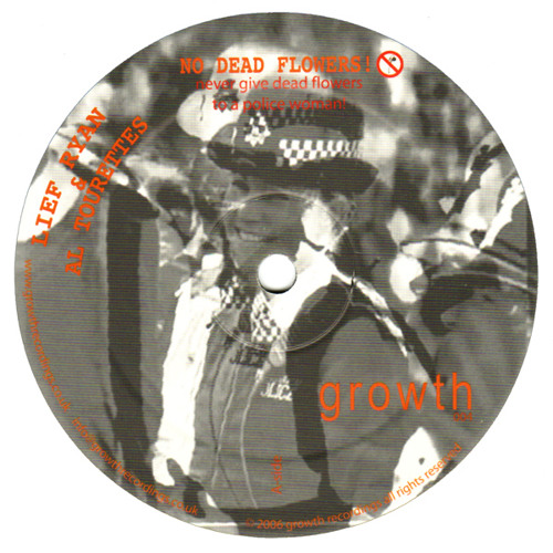 Al Tourettes - Bloated Beat - Growth Recordings (GROWTH004) - 2006