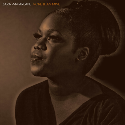 Zara McFarlane & Emanative - Lions Of Chiaroscuro