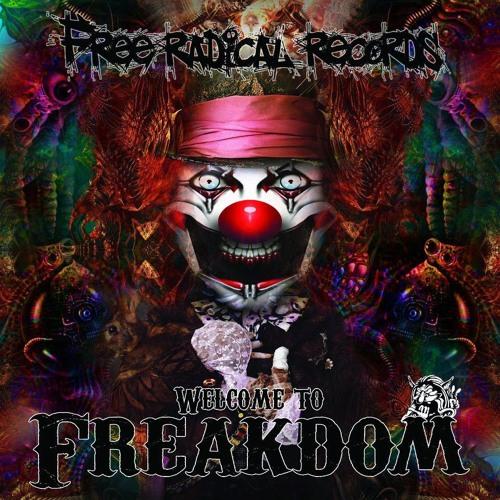 Ataro-RadioActive Freak 165 (Free Radical Records)