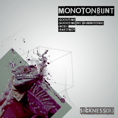 monotonBUNT - Good Time