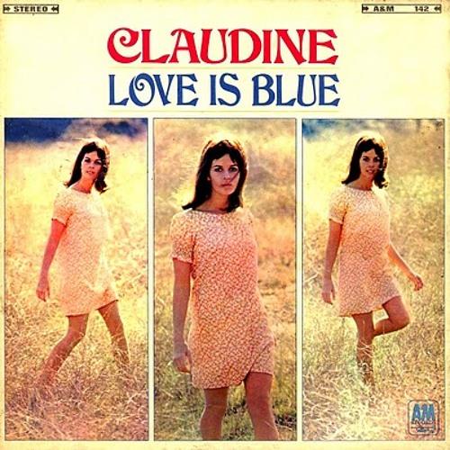 Claudine Longet - L'Amour Est Bleu