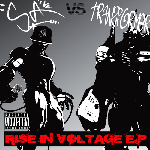 S.A The Abolitionist - Go Figure It Out - Featuring Tenacity & VinylDigger - (Rise In Voltage)