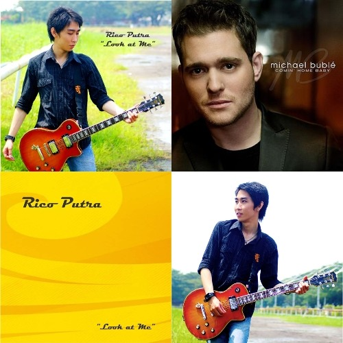 Michael Buble - Home  (Cover by Rico Putra)