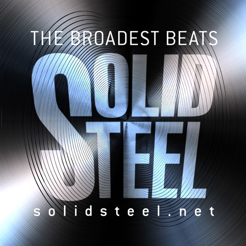 Ninja Tune - Solid Steel Radio Show