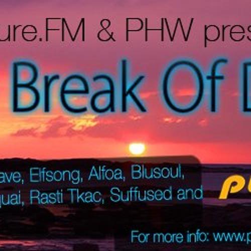 Pure FM Presents: The Break of Dawn Duane Barry Guest Mix 31-03-2012
