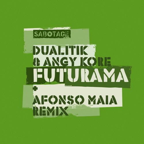 Dualitik & Angy Kore - Futurama [Sabotage Records] - Out now!