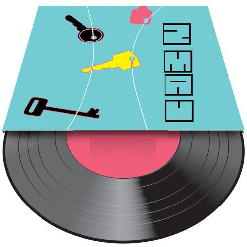 2Mau - Vinyl and Tropical Drinks @ djset PROMO Mar.2012