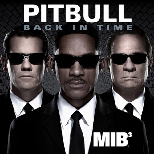 PITBULL - BACK IN TIME (DJ FIRST RMX)