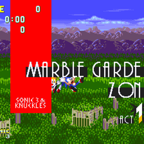 Marblelous Garden  - Sonic The Hedgehog 3