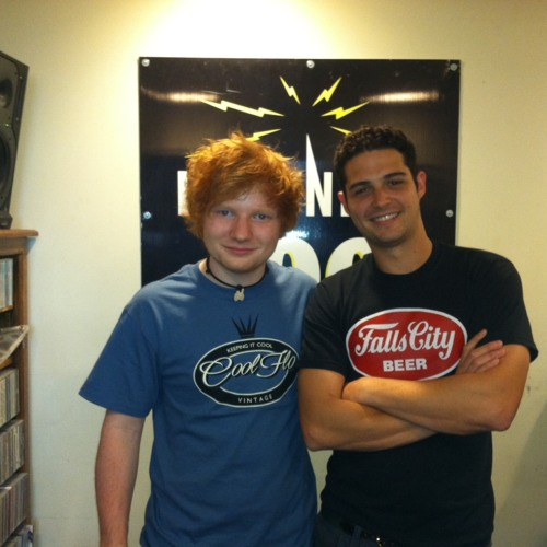 Ed Sheeran performance and interview on 4-3-12