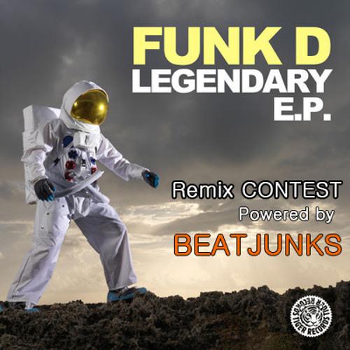Funk D - Legendary (Mackai Remix)