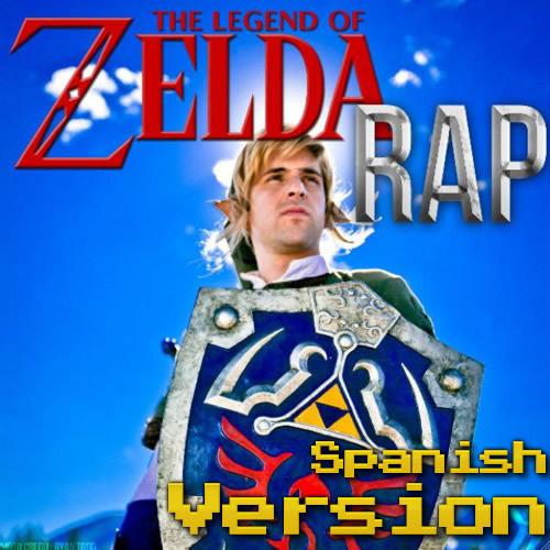 Smosh - The Legend of Zelda Rap Español Latino by NeluaM