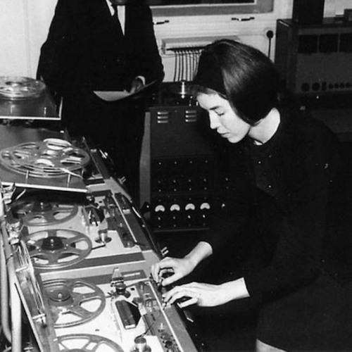Music Pioneer: Delia Derbyshire