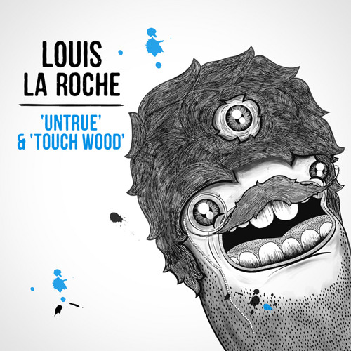 Louis La Roche Ft. Ad-Apt - Untrue (Chickin' Dómine Remix)