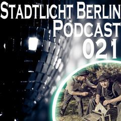 Niemand&Keiner - Traumzauberbaum - Stadtlicht Berlin Podcast 021 - 04.04.2012