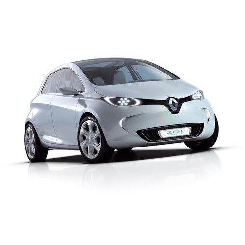 """Z.E. Voice SPORT"" for Renault ZOE"
