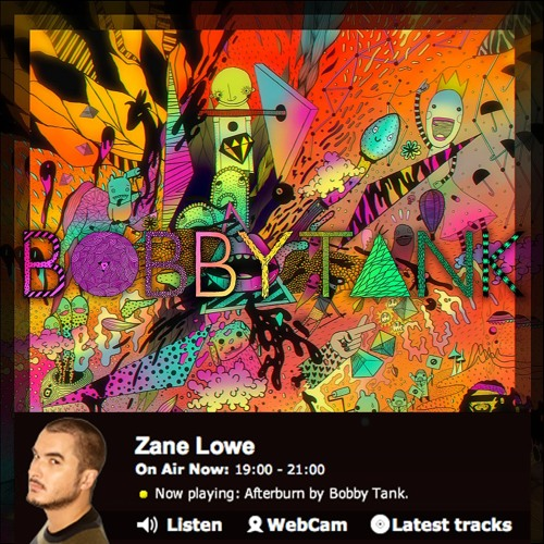 Bobby Tank - Afterburn (OUT NOW on MofoHifi Records) Zane Lowe Radio 1 Rip
