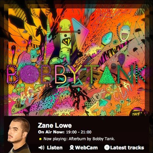 Bobby Tank - Afterburn (OUT NOW on MofoHifi Records) Zane Lowe Radio 1 Rip