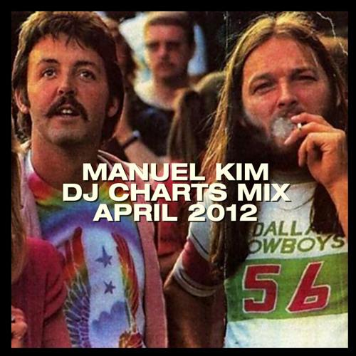 Manuel Kim DJ Charts April 2012