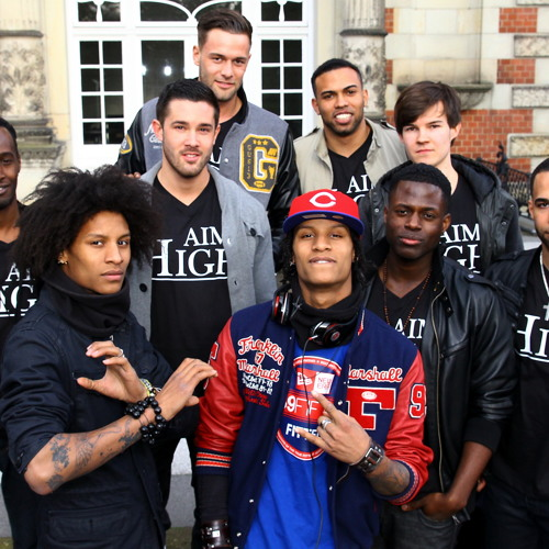 [AIM HIGH] presents: LES TWINS Live on Air @ JamFm Radio Berlin Interview(Mp3)Friday 30.03 PART3