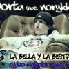Porta ft. Norykko - La Bella y la Bestia (Dj Leo Bipolar Remix) Portada del disco