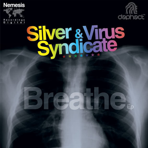 SILVER & VIRUS SYNDICATE - BREATHE - NORTH BASE REMIX NRD007E 2