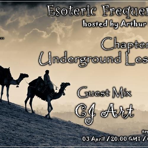 Arthur Sense - Esoteric Frequencies #008: Underground Lessons [03.04.2012] on tm-radio.com