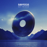 Sub Focus feat. Alice Gold - Out the Blue (Laidback Luke Remix)