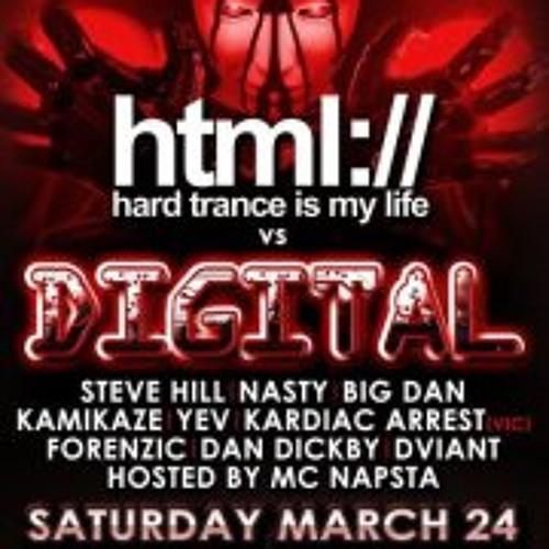 Live @ Masif Saturdays (html:// vs Digital) 24.03.12