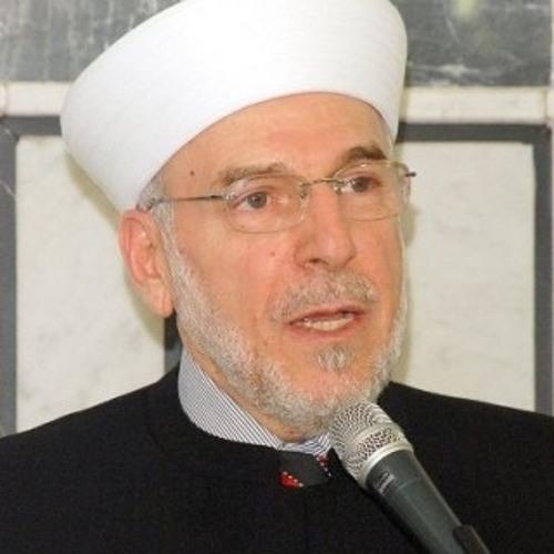 كلمة الدكتور إحسان بعدراني في عزاء الشيخ عبد الهادي الباني