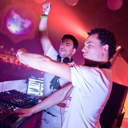 Daniel Sanchez & Juan Sanchez @ Sensation Belgium '12