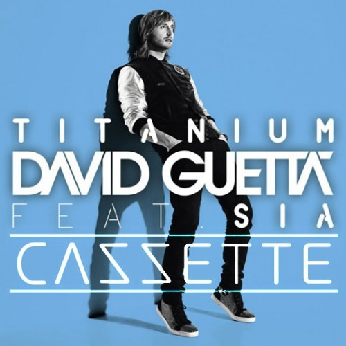 David Guetta - Titanium (CAZZETTE's Ant Seeking Hamster Mix)