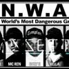 CAZZETTE vs NWA - Straight Outta Compton (CAZZETTE's Ass Sniffin' Hounds Bootleg)
