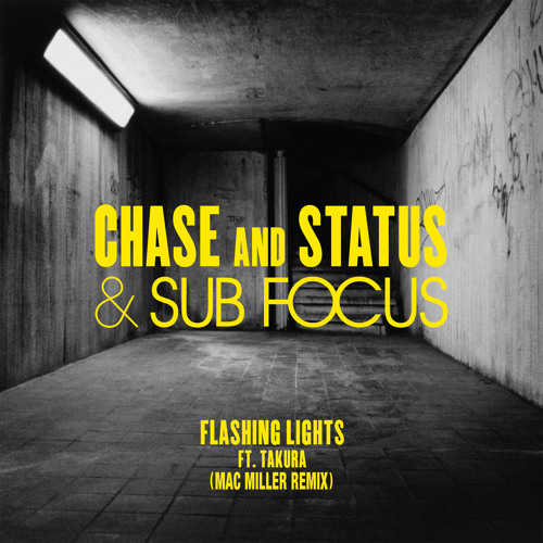 Flashing Lights Feat. Takura (Mac Miller Remix) - Free Download