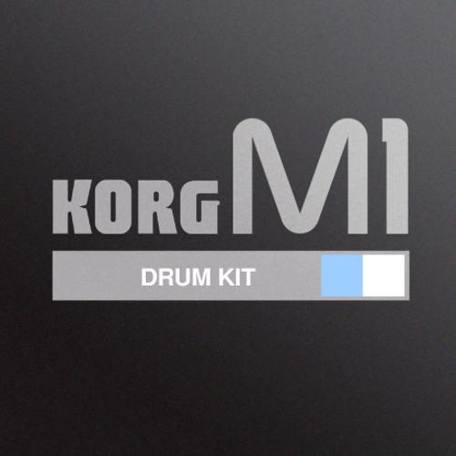 Korg M1 Drum Kit