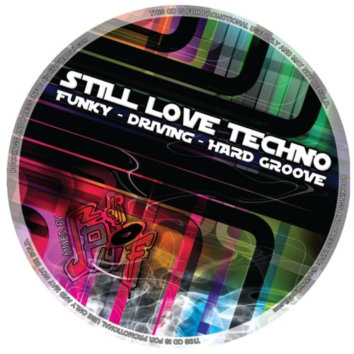 DjSplif - Still Love Techno (PromoMix)