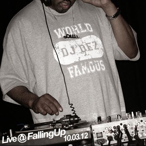 Andrés Live @ FallingUp Bristol 100312