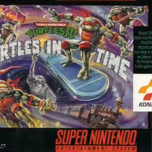 Turtles in Time (RockMetal Remix) - Sewer Surfin performed by Zircon  Sixto Sounds