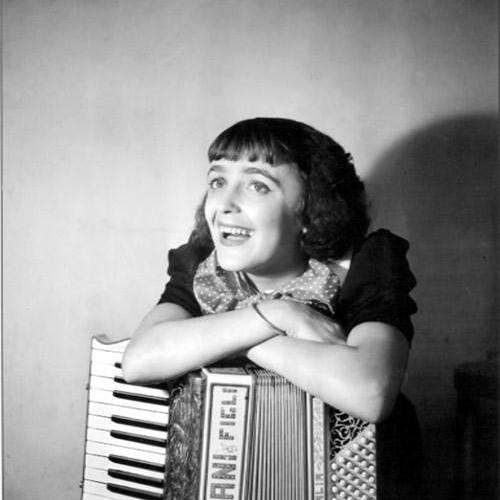 L'accordéoniste (Studio)