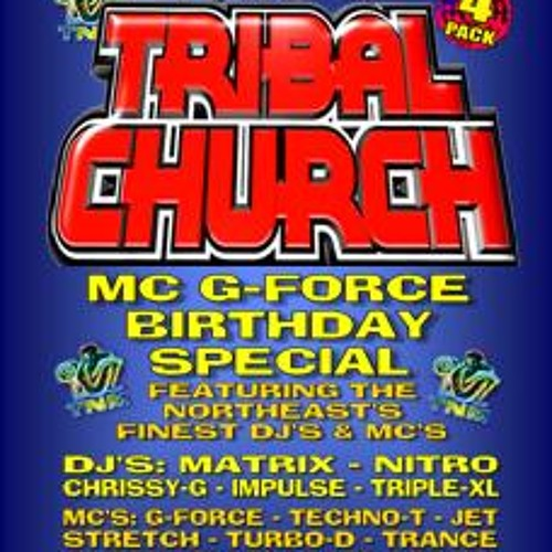 DJ Triple XL - MC's Kinson & Turbo D (Makina)