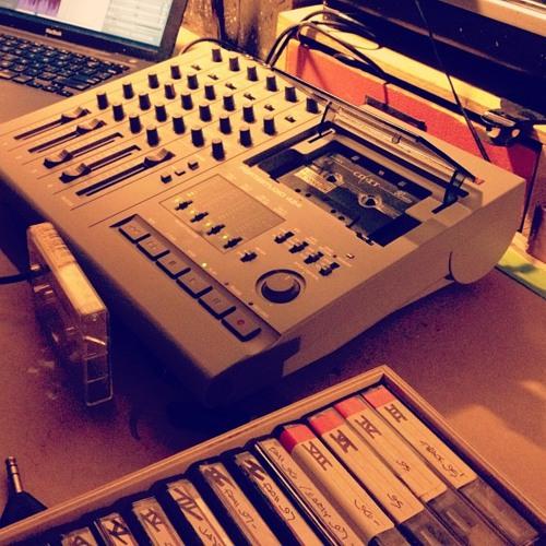4-track master Cassette#3 [1995]