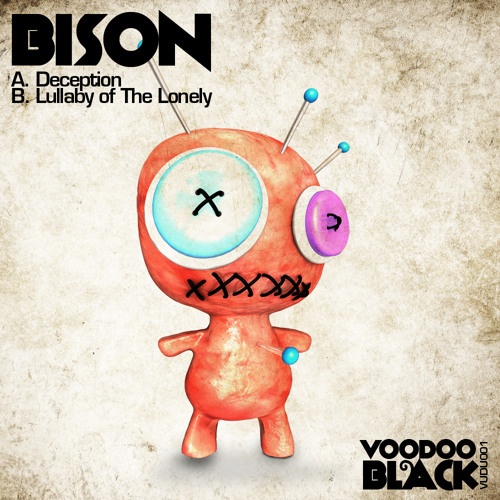 Bison - Deception - Vudu001A (AVAILABLE TO BUY NOW ON VOODOO BLACK)