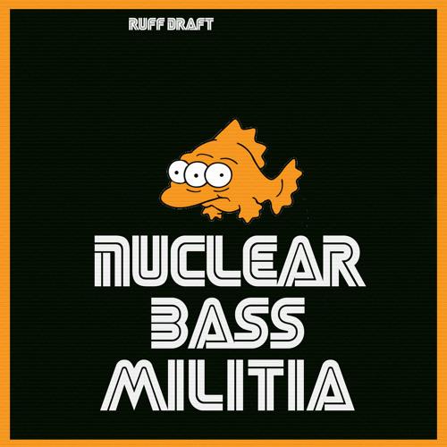 Nuclear Bass Militia (StrangeFlow + angryrancor) - I am The Devil