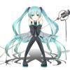 【Hatsune Miku】Dengar Laguku【Original】