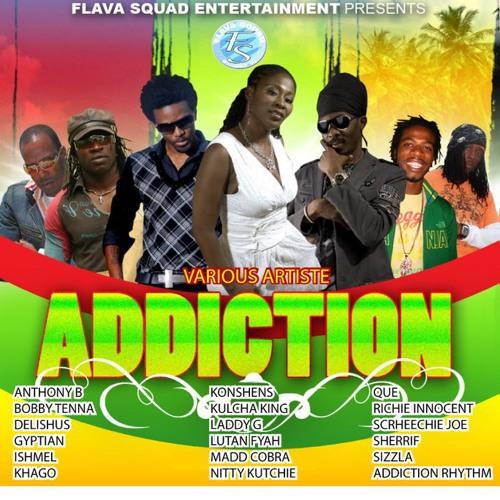Keep you Skanking by SIZZLA KOLONJI Addiction riddim