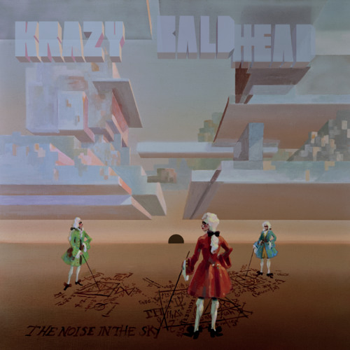 """Krazy Baldhead """"THE NOISE IN THE SKY"""" Preview"""