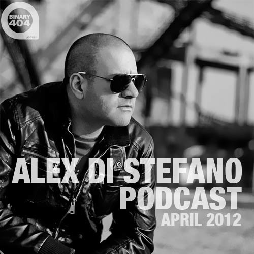 Alex Di Stefano Podcast April 2012 [FREE DOWNLOAD]