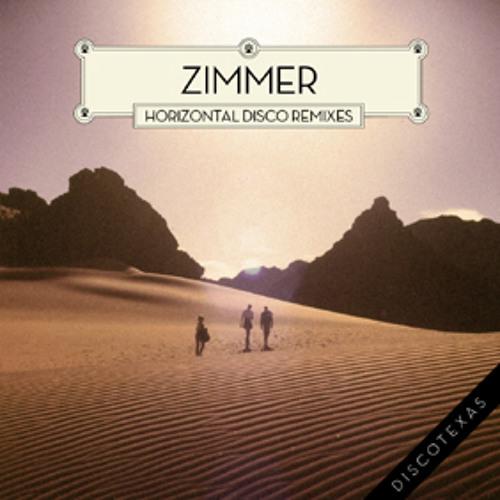 DT021 - Zimmer - Horizontal Disco (Remixes)